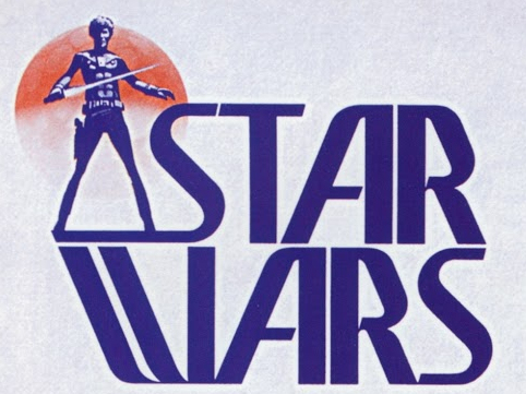 Star Wars early logo