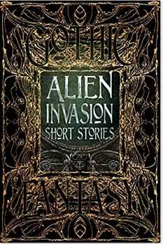 Alien invasion by Flame Tree Publishing